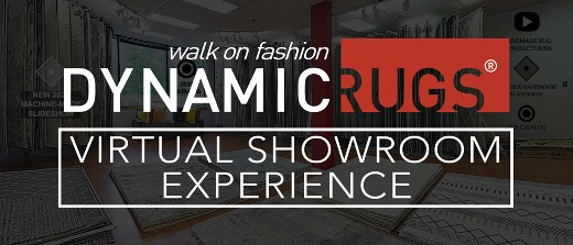 graphic of virtual showroom