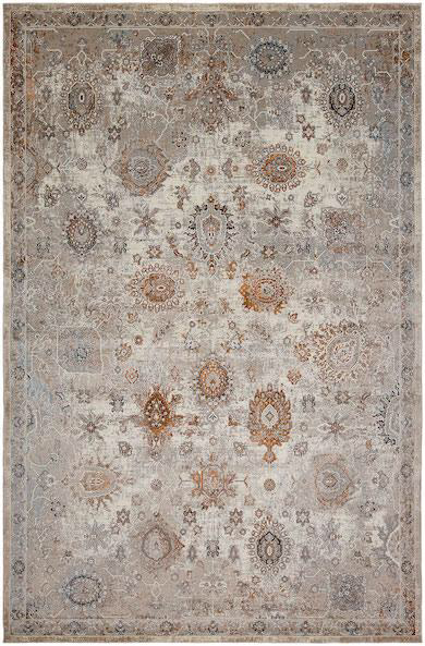 classic pale rug