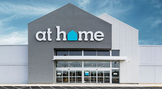At Home Group Inc. Announces Store Re-Opening Plan