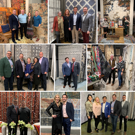 Exclusive 20+ Rug Showroom Tour: Las Vegas Market Buzzing with Buyers, Part 2