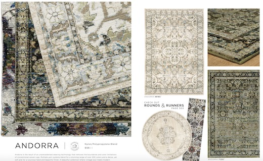 image of rug catalog