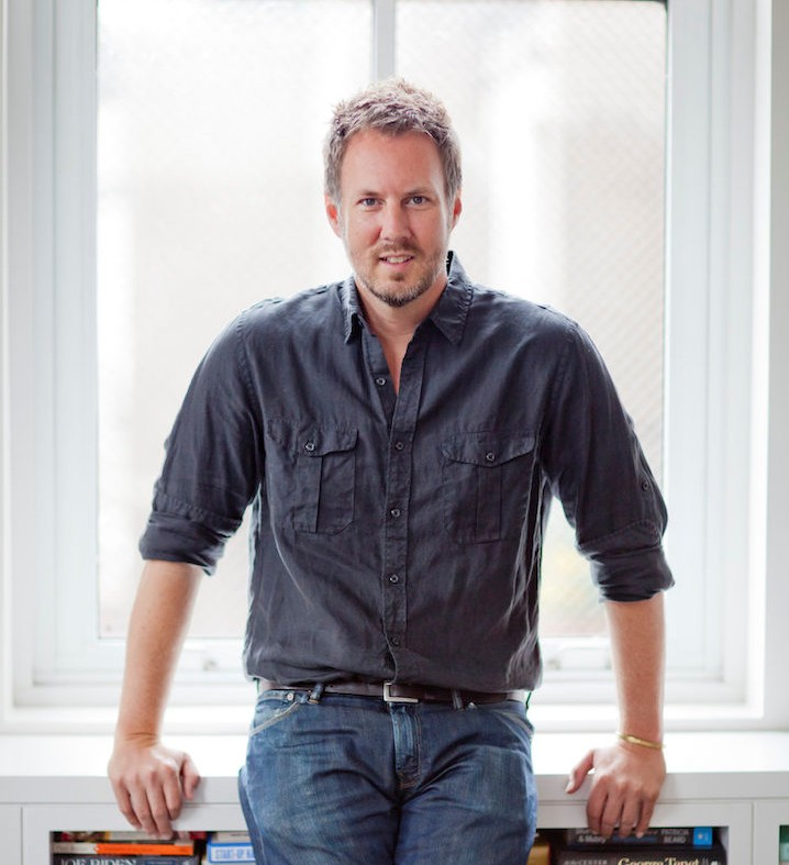 NY Now Announces Award-Winning Interior Designer Brad Ford As Its First Creative Director