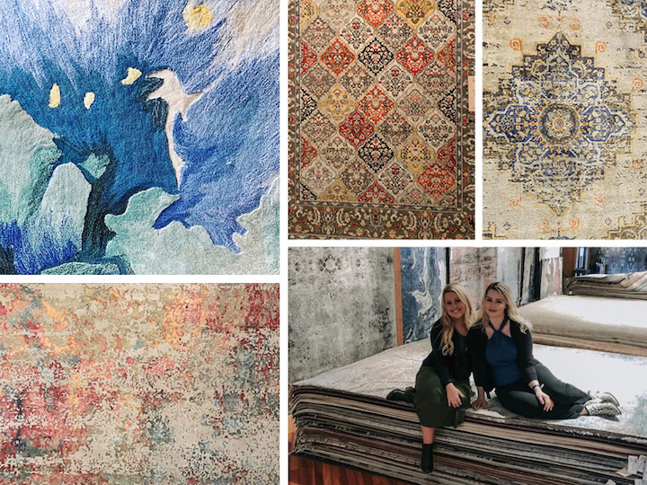 High Point Market's In-Person Event Boosts Area Rug Sales, Part 1