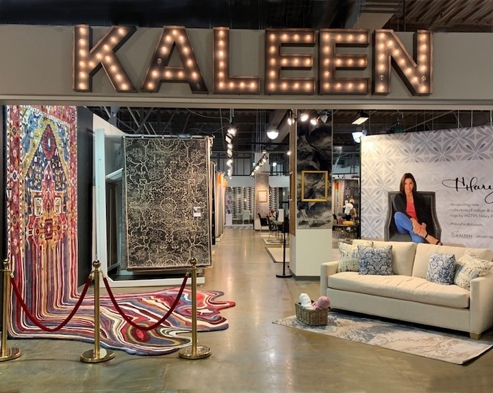 Kaleen Fall 2020 High Point Market Tour & Recap