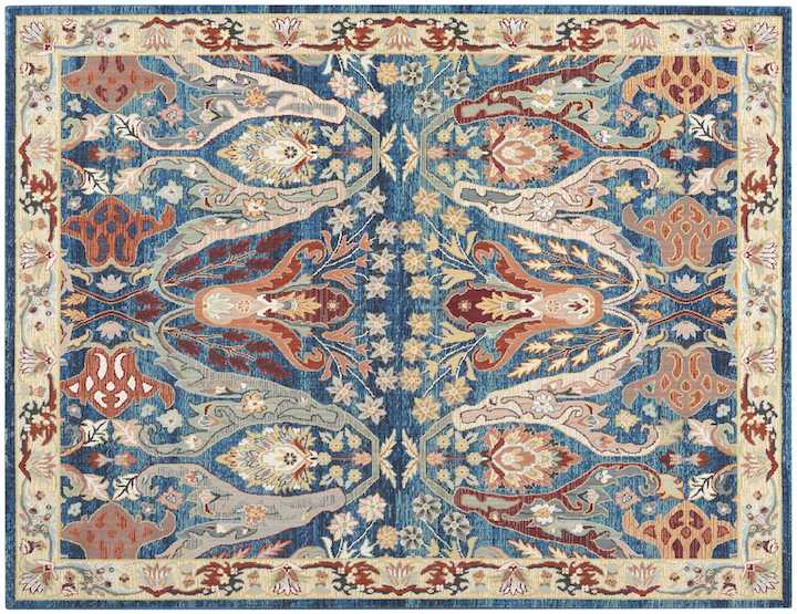 Nourison Introduces New Persian Vintage and Abstract Rug Designs for Vegas Shoppers