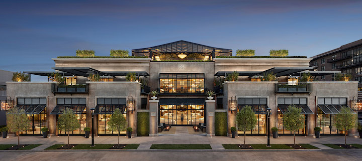 RH Opens New Dallas Gallery