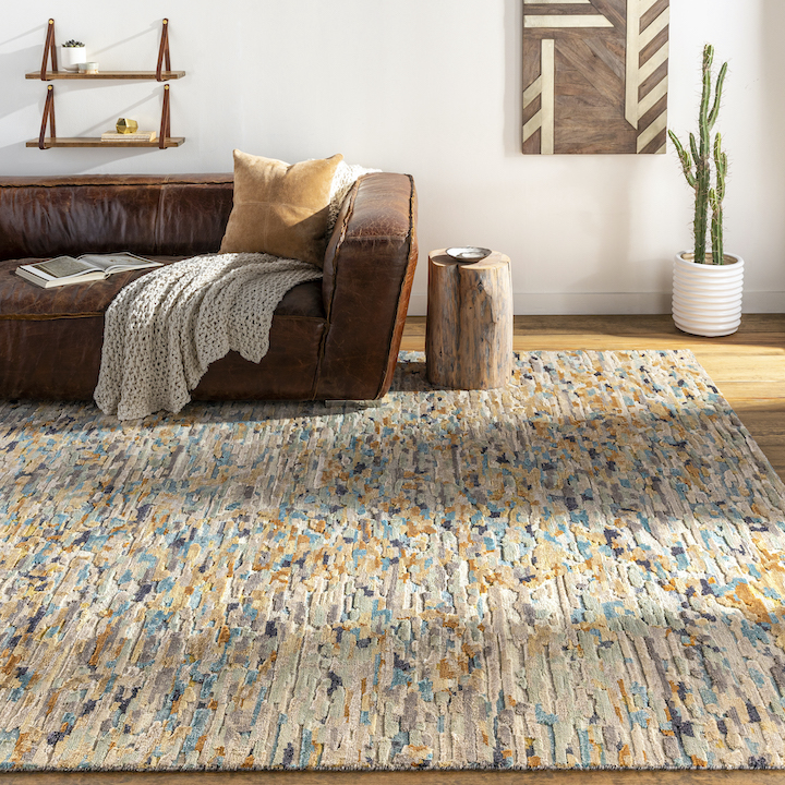 Surya to Launch 600 New Area Rugs at High Point Market