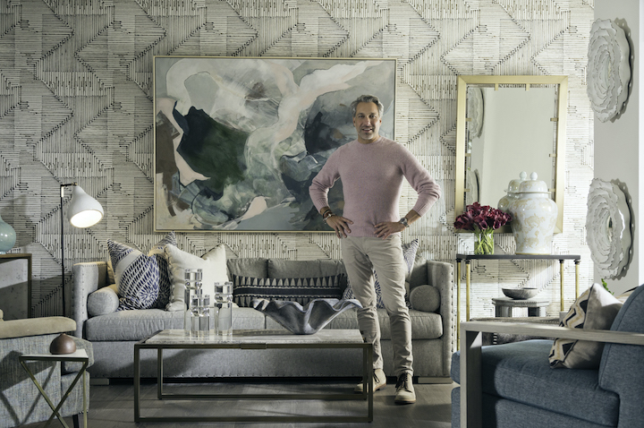 Thom Filicia Discusses Business & Top 2021 Trends