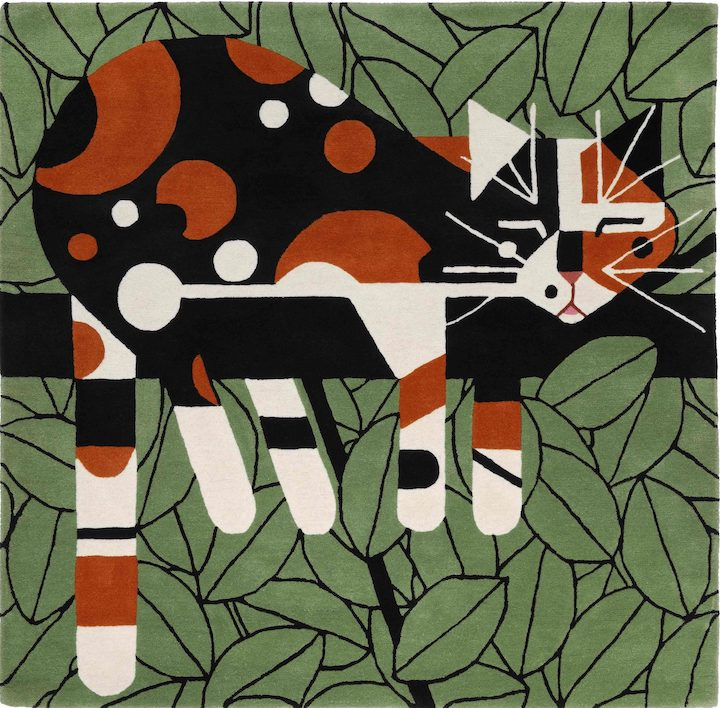 Classic Rug Collection Launches Charley Harper Rug & Runner Collection