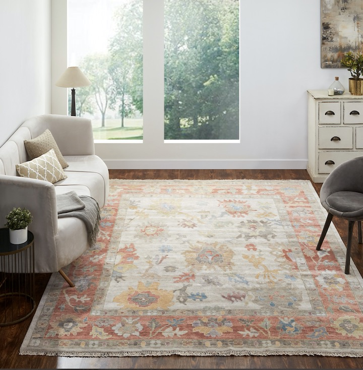 Kalaty's Newest Rug Collections Emphasize Design + Color