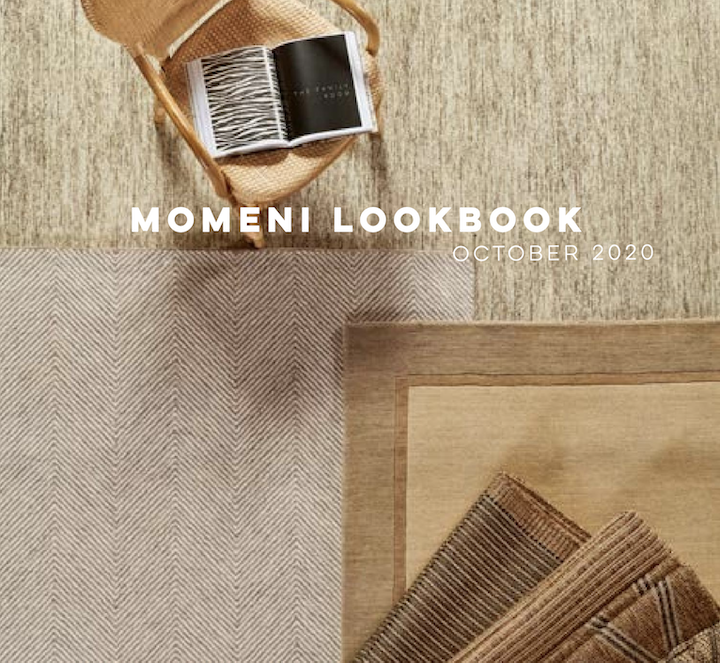 Momeni Introduces October 2020 Lookbook, Premiers Momeni Basics