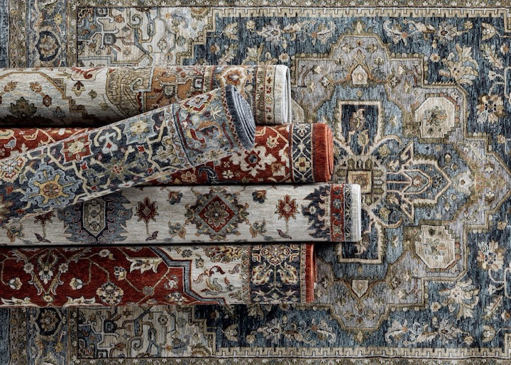Must-See Fashion Rugs Debut at Las Vegas Market