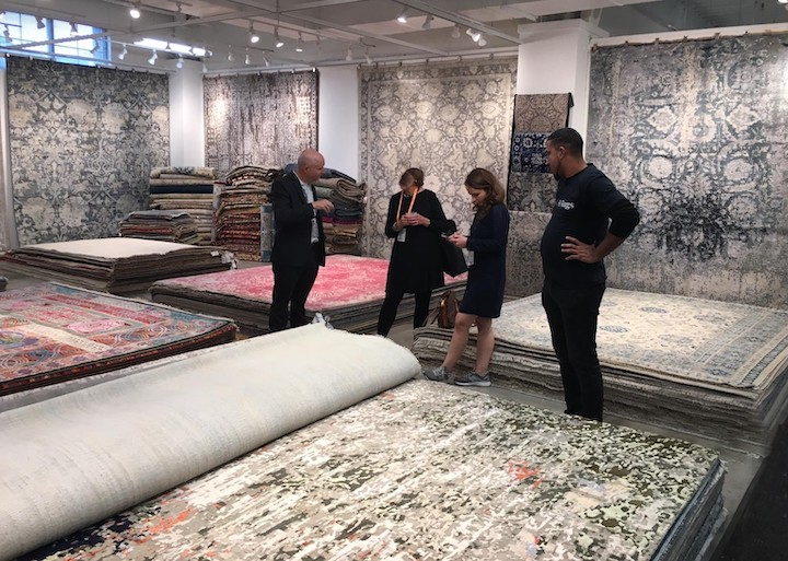 S&H Rugs Heads to High Point with Expanded Space, Strong Appointments