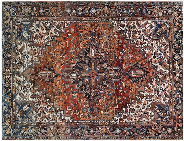 At S&H Rugs, Refinished Vintage Area Rugs Are Trending with Designers and Retailers