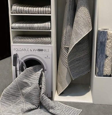 Orian Introduces Swash Washable Rugs, Origanic Yarn System, Plus More Innovations in Las Vegas