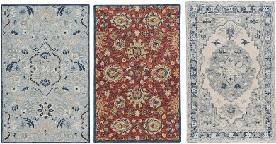 Capel Rugs Adds New Patterns, Colors to Two Best-Selling Collections for Las Vegas Market Shoppers
