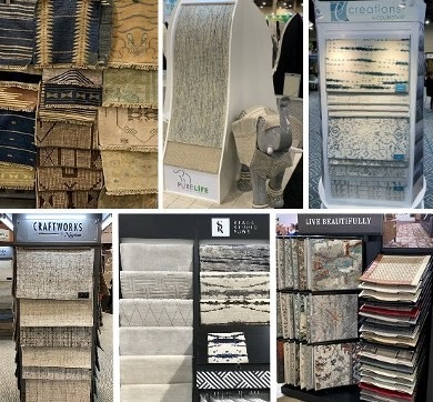 picture of rug displays