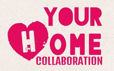 your home collaboration logo