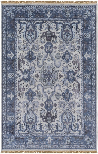 Surya To Showcase Classic Blue Rugs & Accessories At Dallas And Atlanta Markets