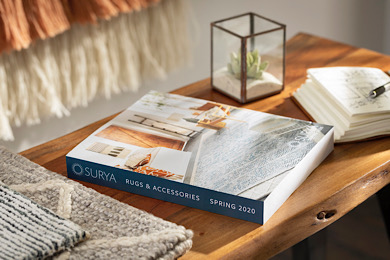 Surya Unveils Spring 2020 Catalog Full of More Than 1,000 New Designs