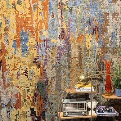 Karastan Brand Portfolio Grows with First Hand-Knotted Rugs, Hard Surfaces; Digital Kiosk A Winner
