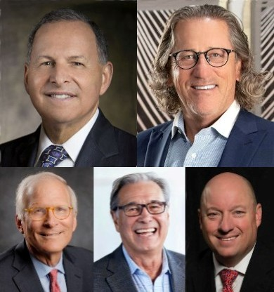 Five Industry Leaders Named To American Home Furnishings Hall Of Fame