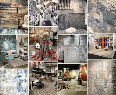 Best Selling Rugs at High Point Market, Part 1