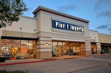 Pier 1 Imports To Shutter All Stores Nationwide